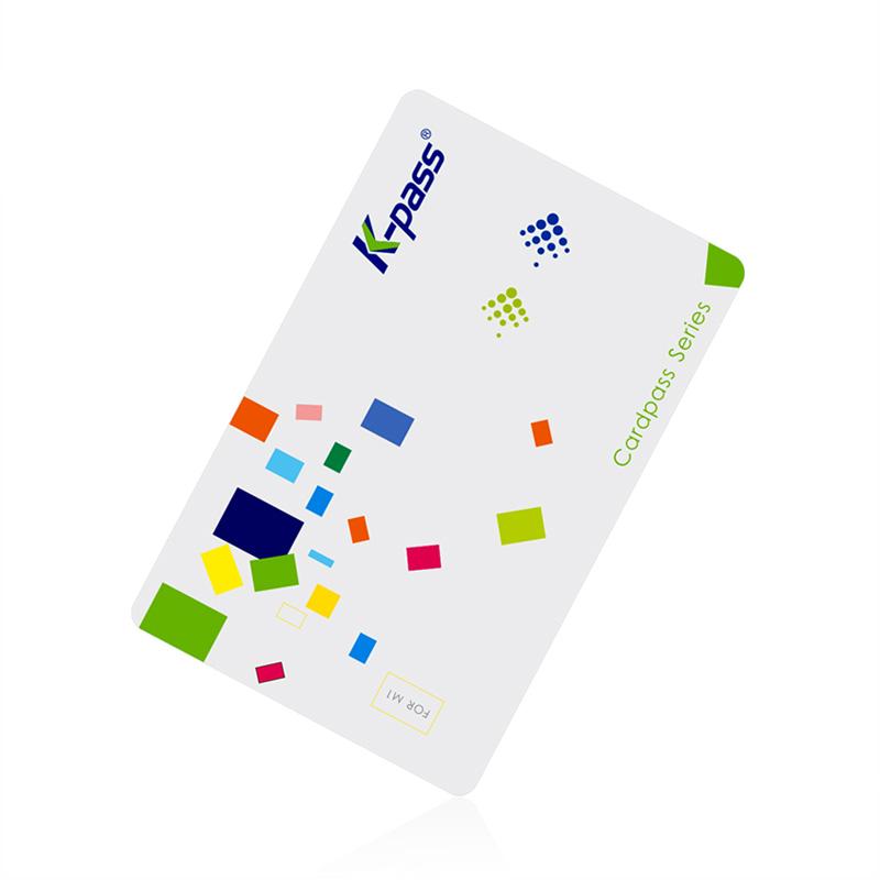 标准尺寸感应卡