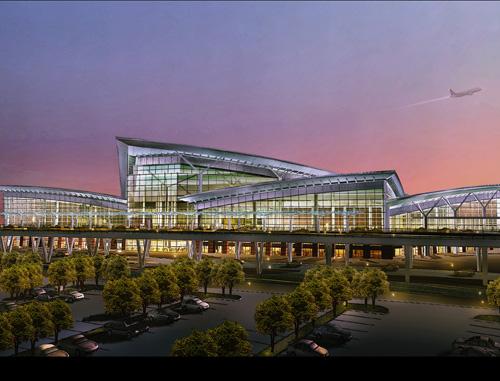 太原武宿国际机场