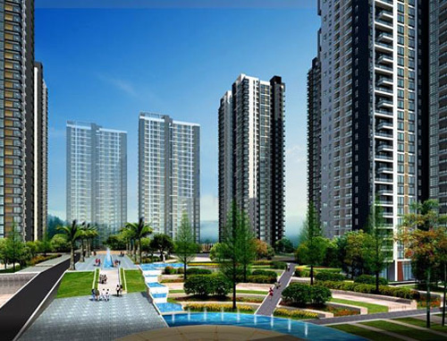惠州市东江香域小区