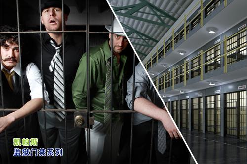 在门禁系统面前罪犯无处可逃