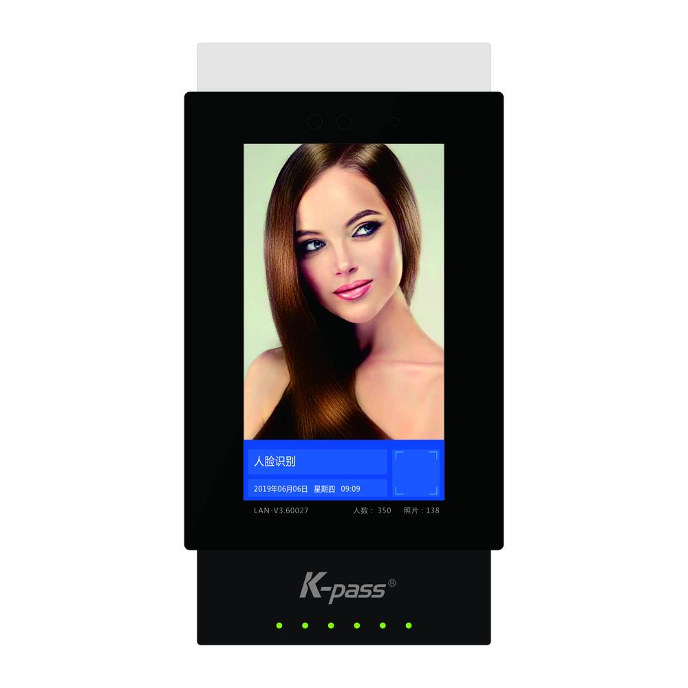 人脸识别机—外挂安装